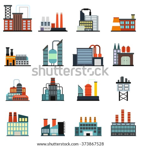industrial building factory