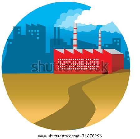industrial factory