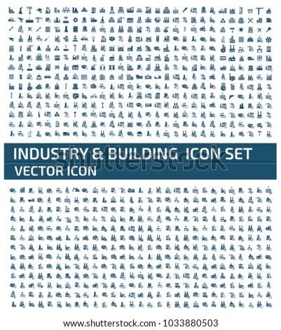 Industrial icon design