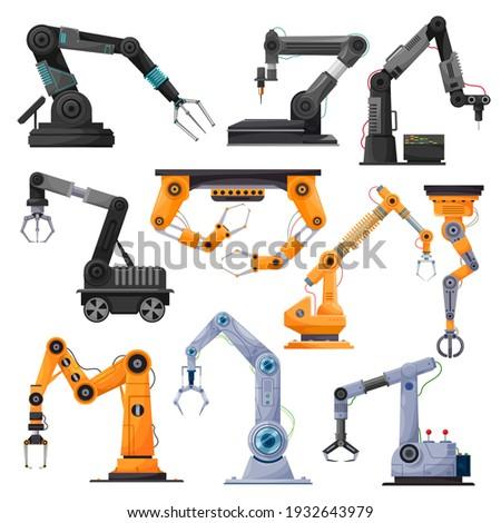 industrial robot manipulators