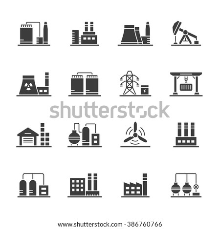 Shutterstock Industry icons.