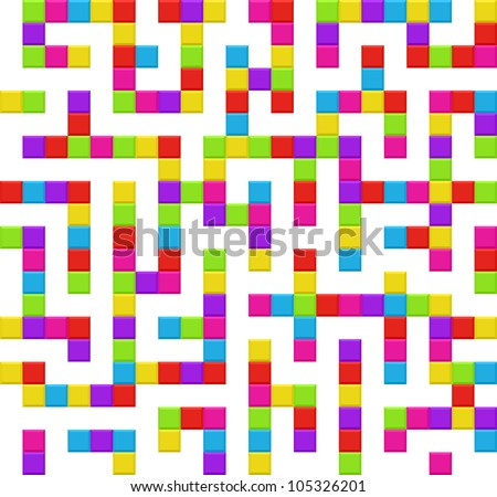 Maze Pattern Free Vector Art - (43 Free Downloads)