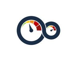 Infinity Automotive Car Logo Design Template