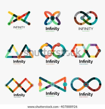 infinity logo  infinity logo