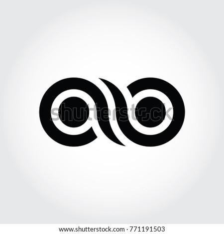 infinity logo  8 number