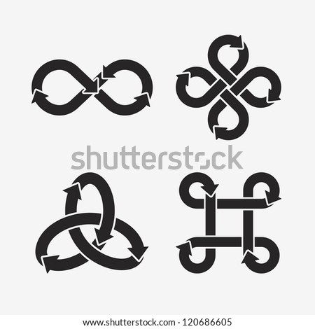 Royalty Free Stock Photos And Images Infinity Symbol Icons Vector