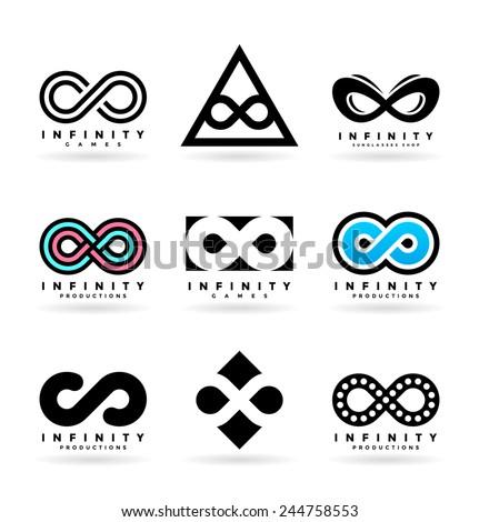 Infinity symbols 3