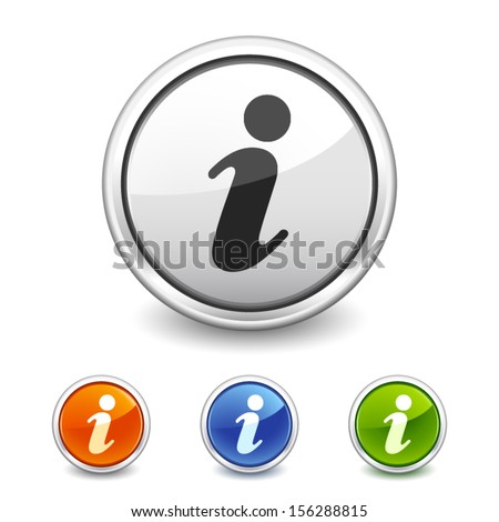 info button in four colors