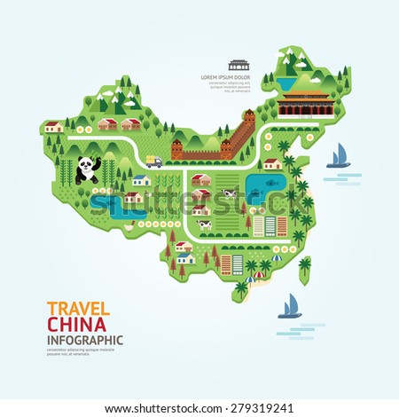 info graphic travel and