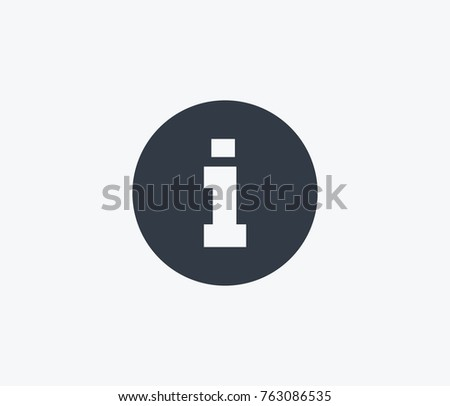 info icon isolated on clean background info icon concept sign for your web site, mobile, logo, app and ui design info icon vector illustration