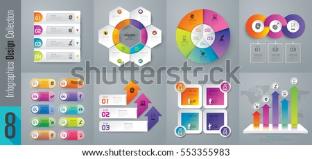 infographic design vector and