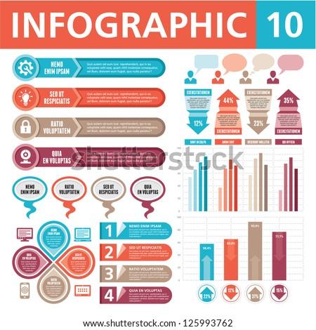 Infographic Elements 10