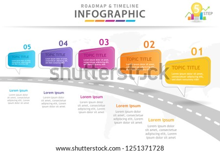 infographic template for