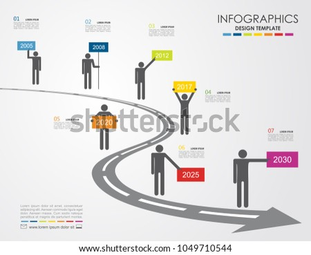 Infographic template. Vector illustration. Can be used for workflow layout, diagram, business step options, banner, web design.