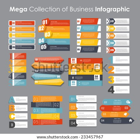 infographic templates for