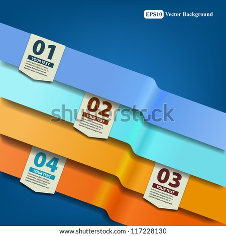 Infographics design Vector Template