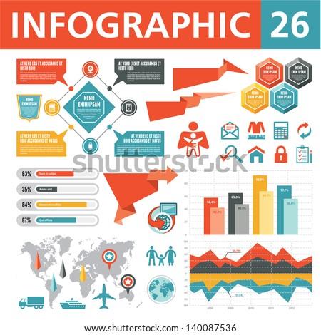 Infographics Elements 26