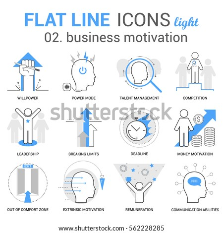 infographics icons collection