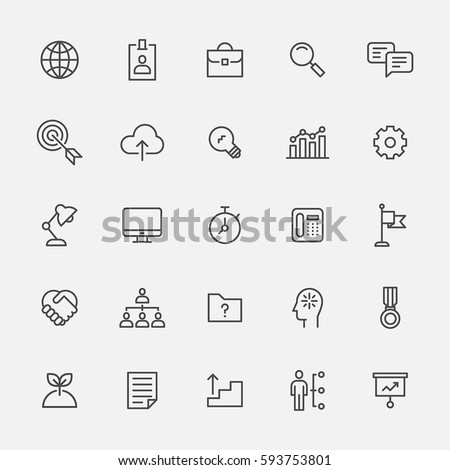 information technology vector illustration flat design