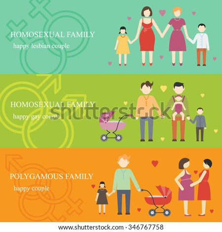 the effects of homosexual couples on family structure and family life