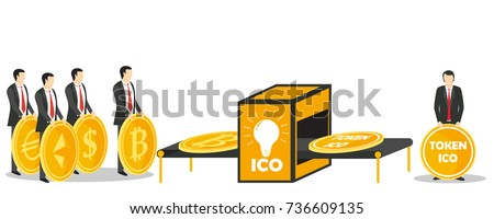 initial coin offering or ico