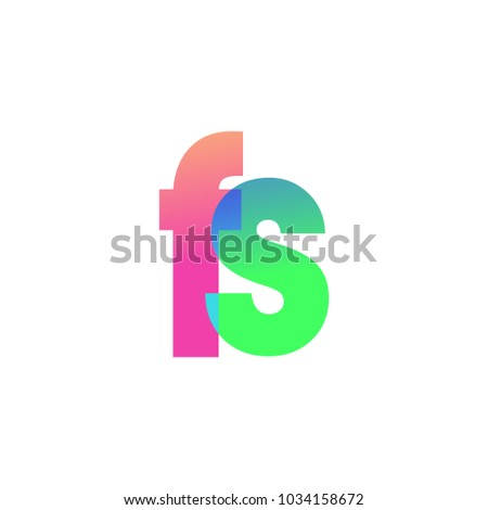 initial letter fs lowercase