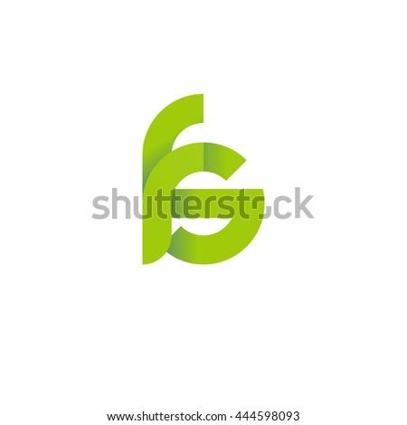 initial letter fs modern linked