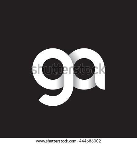 initial letter ga modern linked