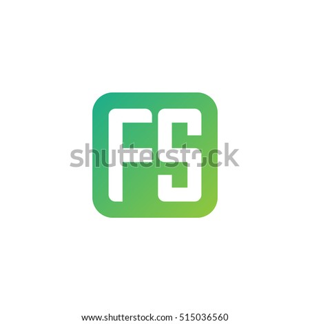 initial letters fs rounded