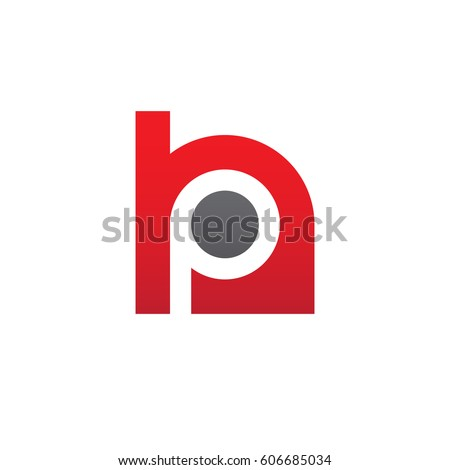initial logo hp  ph  p inside h