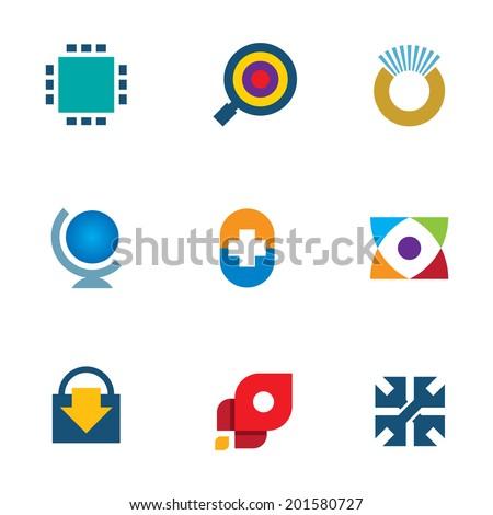 Technology Innovation Logo Innovation 3d Technology