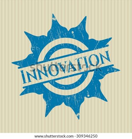 Innovation rubber grunge seal