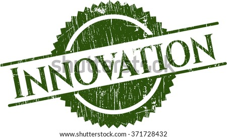 Innovation rubber grunge texture seal