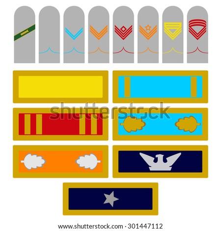 insignia georgia army during