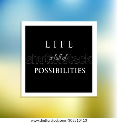 inspiration motivational life