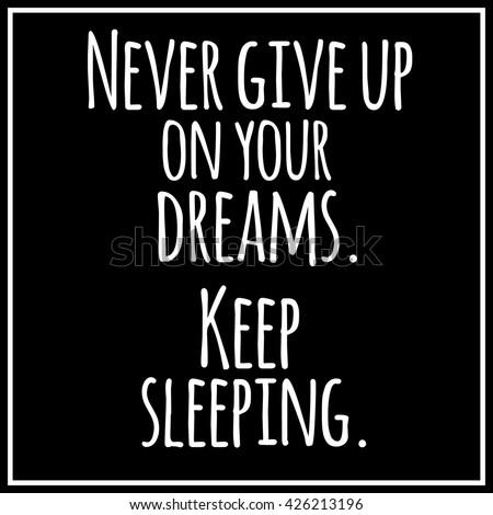 inspirational quotation on