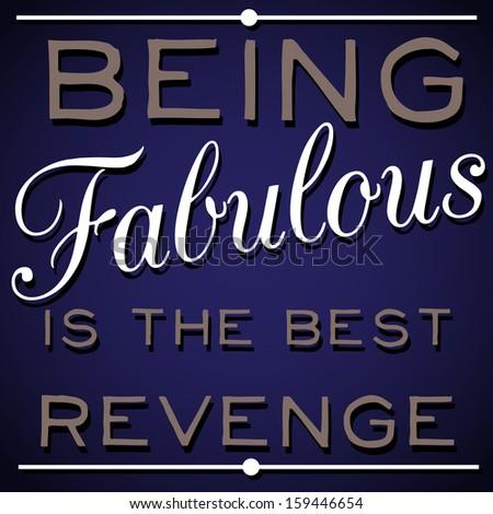inspirational quote on elegant