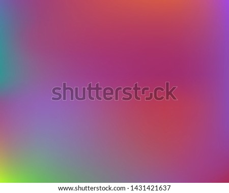Inspiring colorful modern background. Colorful backdrop with bright rainbow colors. Vector illustration layout. Violet easy editable and soft colored banner template.