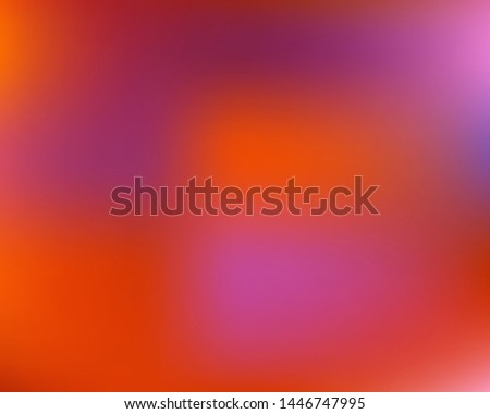 Inspiring colorful modern background. Colorful backdrop with bright rainbow colors. Vector illustration art. Red easy editable and soft colored banner template.