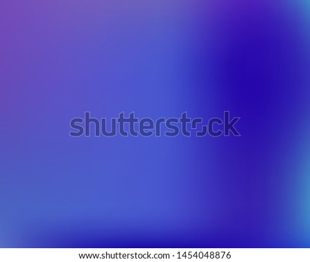 Inspiring colorful modern background. Colorful backdrop with simple muffled colors. Vector illustration layout. Blue easy editable and soft colored banner template.