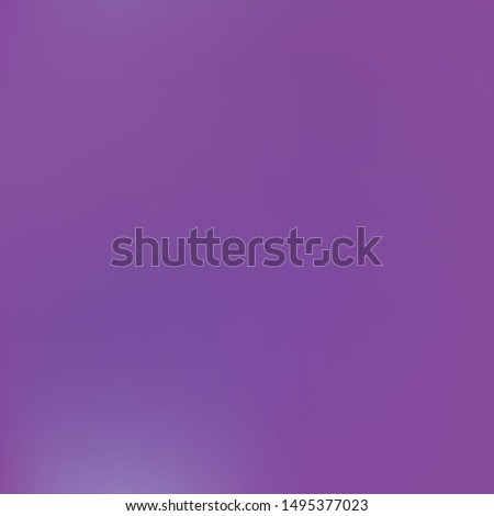 Inspiring colorful modern background. Colorful backdrop with simple muffled colors. Vector illustration elements. Violet easy editable and soft colored banner template.