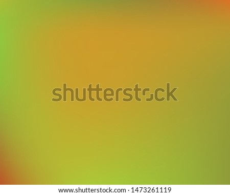 Inspiring colorful modern background. Simple backdrop with simple muffled colors. Vector illustration space. Green easy editable and soft colored banner template.