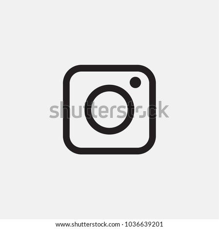 Instagram Camera icon.