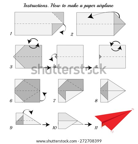 Best writing paper airplane design for distance