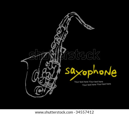 instruments collection -3 : saxophone