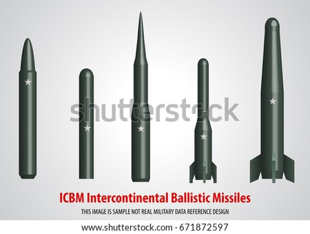intercontinental ballistic