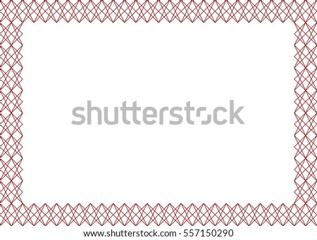 interesting geometric line art design in maroon color wallpaper border background frame