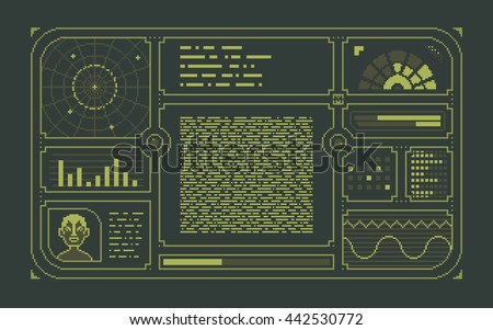 interface of vintage science
