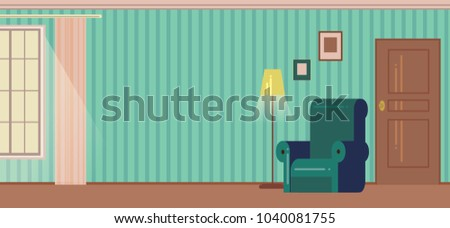 interior  background  door