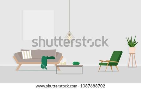 interior design of the room